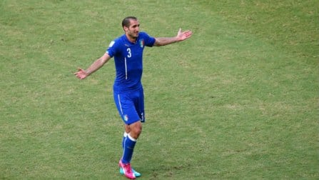 Luis Suarez ban too harsh says bite victim Giorgio Chiellini