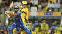 Mumbai Indians beat Chennai Super Kings by 25 runs, IPL 2015: Picture Highlights of CSK vs MI