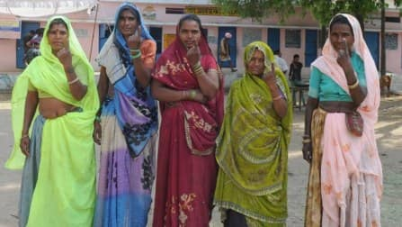 Brisk voting in Uttar Pradesh