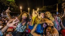 Brazil celebrates rival Argentina's World Cup defeat
