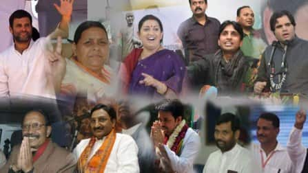 Lok Sabha Elections 2014: Top 10 constituencies in the penultimate phase of polling