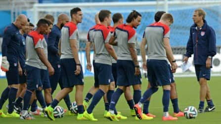 Jurgen Klinsmann confident United States can confound World Cup doubters