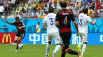 Thomas Mueller fires Germany to victory over USA