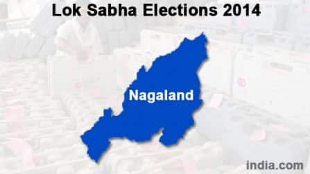 Lok Sabha Elections 2014: Counting begins for one constituency of Nagaland