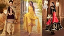 Not Every Indian Outfit is a Sari
