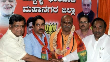 Unhappy Muthalik says BJP