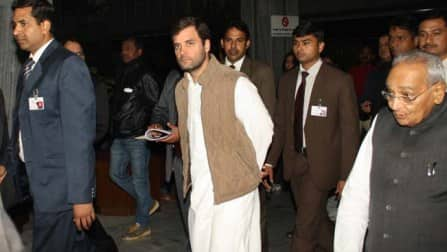 CWC Meet: Decimated Congress to start afresh?