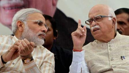 Lok Sabha Elections 2014: Narendra Modi asks BJP workers to ensure L K Advani