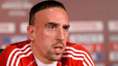 Franck Ribery won