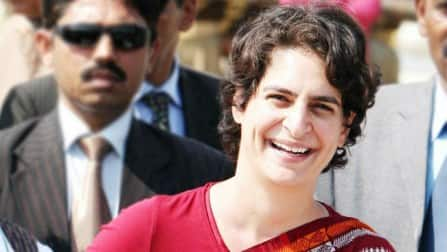 I am not going to Varanasi: Priyanka Gandhi