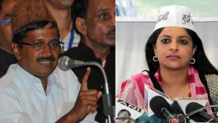 Shazia Ilmi asks Muslims to be communal: Why Maulana Arvind Kejriwal is more bad news for Congress