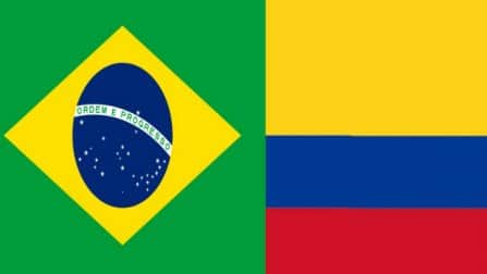 FIFA World Cup 2014: Facts Punch Brazil vs Colombia, 2nd Quarter-final
