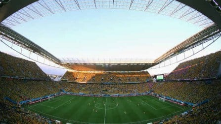 World Cup road-trippers survive on their wits