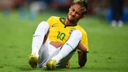 Neymar urges Brazil to complete World Cup
