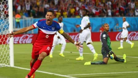 United States beat Ghana 2-1 in a thrilling encounter