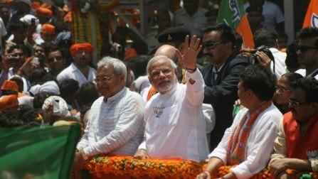 BJP releases special poll manifesto for Varanasi