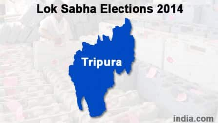 Lok Sabha Election 2014 Results: Counting begins 2 constituencies in Tripura