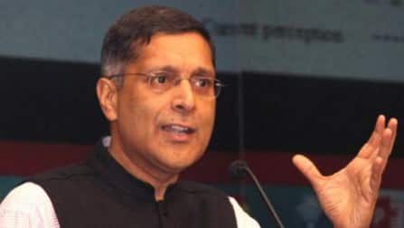 8-8.5 per cent GDP growth rate is more like statistical and not real: Chief Economic Adviser Arvind Subramanian