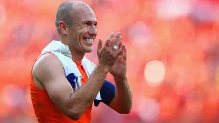 More to come from Netherlands, says Arjen Robben