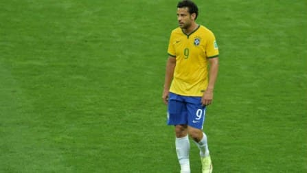 Fred quits international football after Brazil flop
