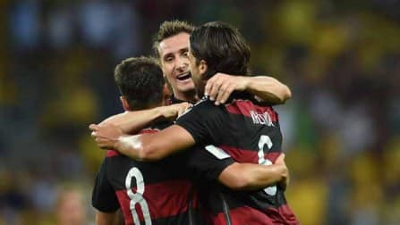 Brazil mauling highlights Germany