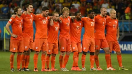 Brazil vs Netherlands: Watch Sony Six TV for Free Live Streaming & Telecast of FIFA World Cup 2014 Third place match
