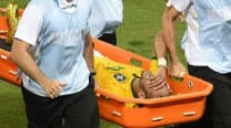 Neymar injury bombshell rocks Brazil; captain Thiago Silva to miss semis as well