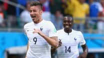 FIFA world cup 2014: Fiery France hit five past Switzerland