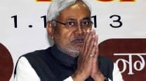 Nitish Kumar announced as Chief Ministerial candidate of Janta Parivar in Bihar Assembly Elections