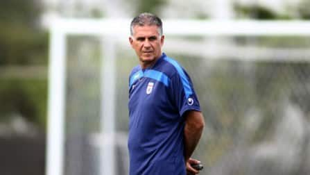 Carlos Queiroz backs sanctioned Iran to play with pride