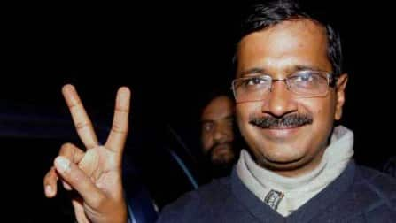 Arvind Kejriwal and wife declare assets worth over Rs 2 crore