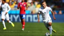 FIFA World Cup 2014 Match In Pics: Costa Rica vs England