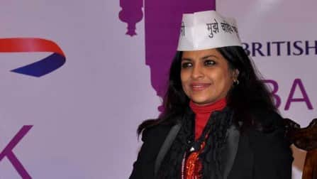 Shazia Ilmi resigns from Aam Aadmi Party citing lack of inner-party democracy