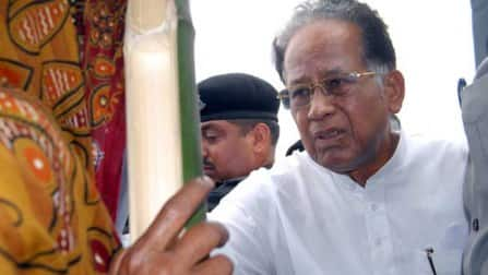 Assam CM Gogoi accepts Congress defeat, to resign.