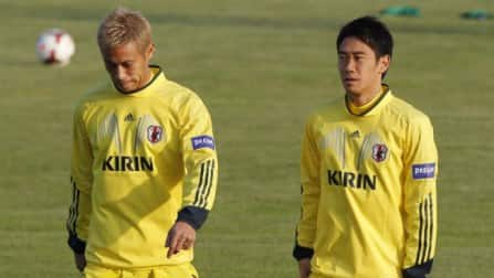 Shinji Kagawa and Keisuke Honda to lead full-strength Japan in FIFA World Cup 2014