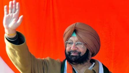 Amarinder Singh pitted against Arun Jaitley from Amritsar
