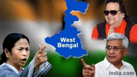 West Bengal star candidates Bappi Lahiri, Chandan Mitra, Abdul Mannan fight it out in Lok Sabha Polls