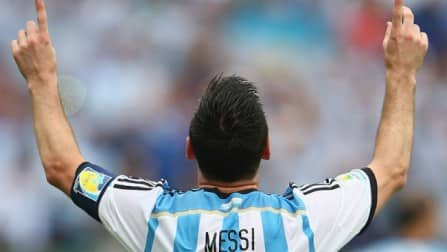 Lionel Messi has the best chance to emulate Diego Maradona with World Cup triumph