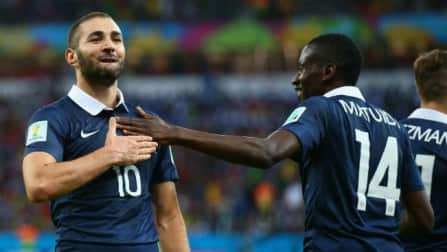 Switzerland vs France, FIFA World Cup 2014 Twenty-Fifth Match Preview: France eyeing to top Group E