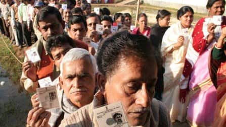A third of Madhya Pradesh votes