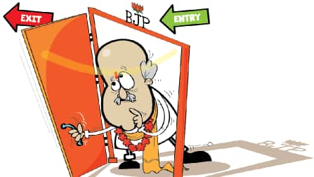 Pramod Muthalik and the comedy of errors in the Bharatiya Janata Party
