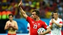 Switzerland beat Honduras 3-0 to set up Lionel Messi date
