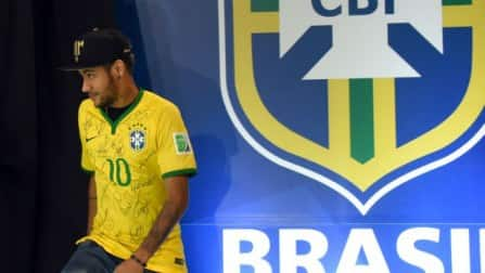 Neymar to join Brazil for third place play-off