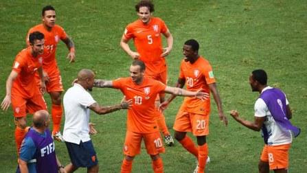 Title-seeking Netherlands not taking Costa Rica lightly