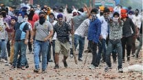 Sikh protests in Jammu & Kashmir Update: Jammu-Pathankhot National Highway blocked, curfew imposed in parts of Jammu