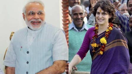 Priyanka Gandhi escalates the poll pitch: Questions Narendra Modi