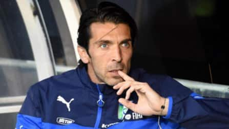 FIFA World Cup 2014: Gianluigi Buffon under injury cloud for Italy-England clash