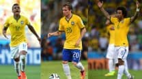 Neymar ruled out of World Cup: Top 5 potential replacements for injured striker