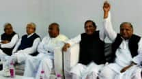 Janata merger: Principles or fear behind Mulayam Singh-Lalu Yadav-Nitish Kumar tie-up