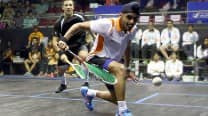 Asian Beach Games: Three Indians in squash semis, assured of medals